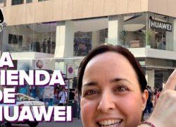 Huawei abre en Madrid su primera tienda propia (y la más grande de Europa)