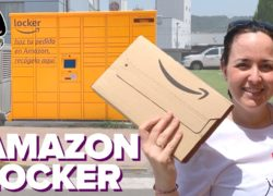 Así funciona un Amazon Locker