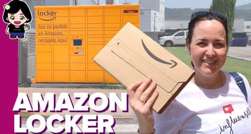 Así funciona un Amazon Locker