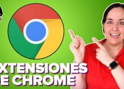 5 extensiones recomendadas para Chrome