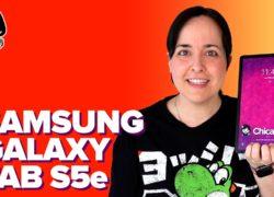 Análisis: Samsung Galaxy Tab S5e