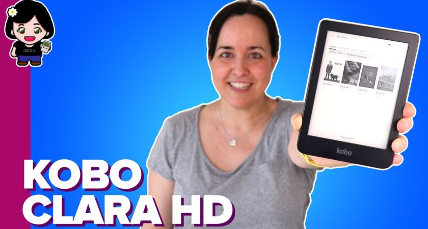 Análisis: lector de ebooks Kobo Clara HD, ¿rival del Kindle de Amazon?