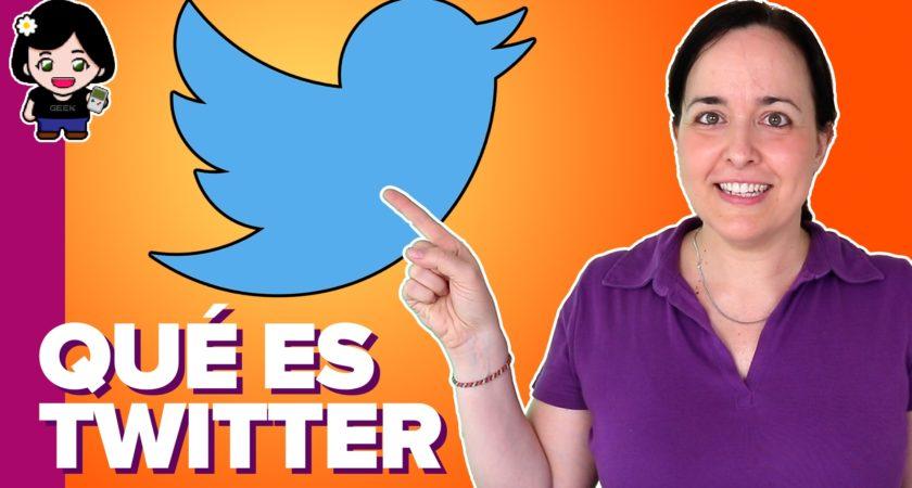 ¿Qué es Twitter? Conceptos básicos de esta red social