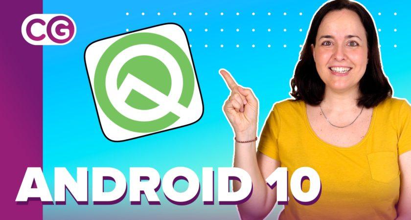Todas las novedades de Android 10 (incluyendo su juego oculto)