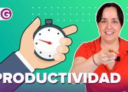 Mis trucos de productividad para ser más eficiente