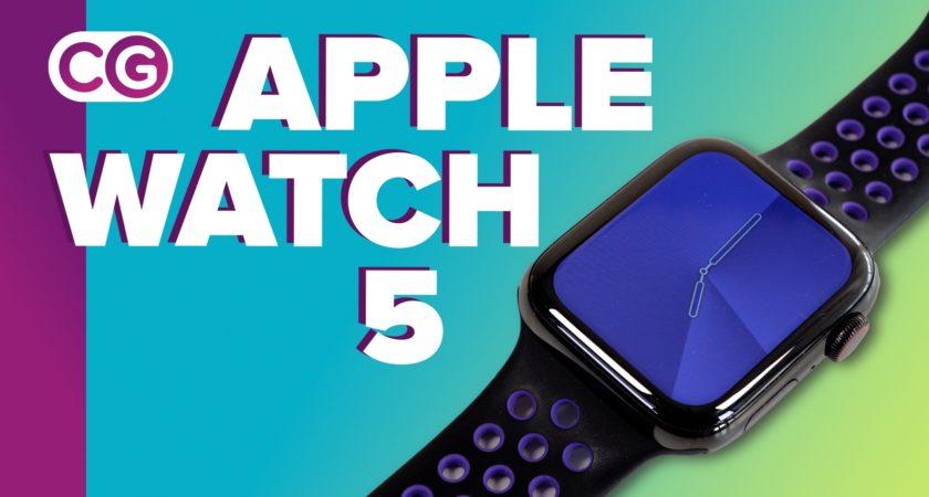 Análisis: Apple Watch Series 5