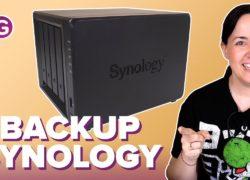 Aprende a hacer copias de seguridad con un NAS Synology