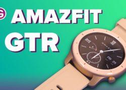 Review: Amazfit GTR, ¿el mejor smartwatch de 2019 por relación calidad / precio?