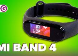Análisis: Mi Band 4 de Xiaomi