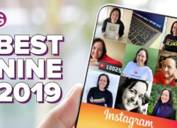 Cómo hacer tu Best Nine 2019 en Instagram