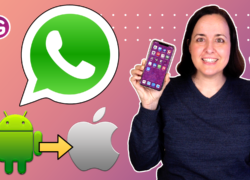 Cómo pasar tus chats de WhatsApp de Android a iPhone (o viceversa!)