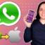 Cómo pasar tus chats de WhatsApp de Android a iPhone (o viceversa!)