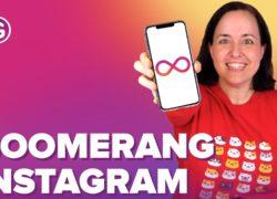 Más funciones en Instagram: prueba los nuevos estilos de Boomerang!