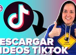 Cómo descargar un vídeo de TikTok