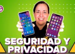 Protege la seguridad y privacidad de tu móvil desde el primer día