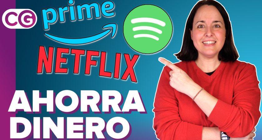 Ahorra dinero en Netflix, Spotify, Amazon Prime… con Subscriptions