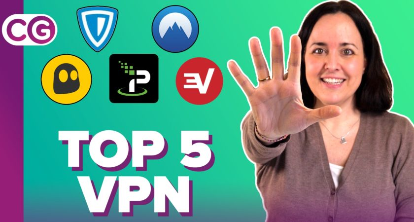 Las 5 mejores apps de VPN
