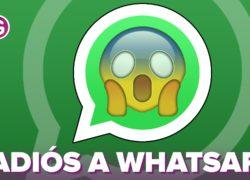 Comprueba si WhatsApp dejará de funcionar este año en tu móvil