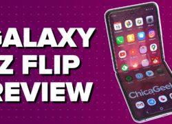 Review del Samsung Galaxy Z Flip: el móvil plegable que sorprende