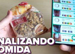 Apps para analizar comida: ¿son fiables?