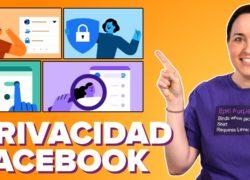 Protege tus datos en Facebook con el nuevo menú de privacidad