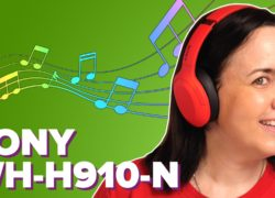 Sony WH-H910-N, gran calidad de sonido con cancelación de ruido