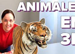 Animales 3D en tu casa: así funciona el truco de Google!