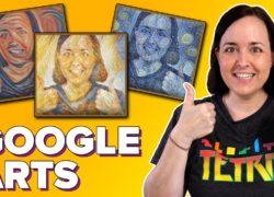 Google Arts and Culture: viajes, museos, turismo… sin salir de casa!