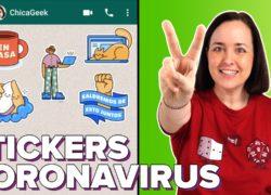 Descarga los stickers del coronavirus para WhatsApp (pack oficial de la OMS)