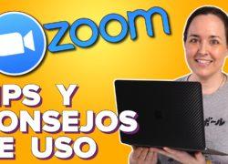 ¿Usas Zoom? Consejos para hacer tus videollamadas más seguras