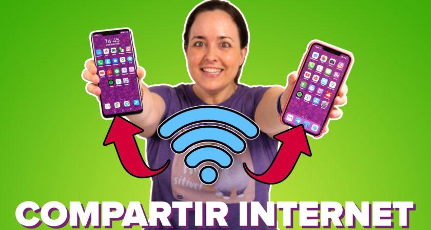 Comparte la conexión a Internet de tu móvil (Android y iPhone)