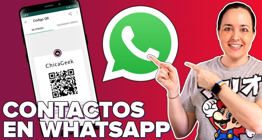 Novedades en WhatsApp: ya puedes añadir contactos con un código QR