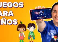 Planetonia, una app educativa con actividades para niños