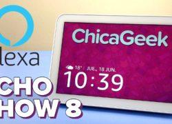 Amazon Echo Show 8: un altavoz Alexa… con pantalla!