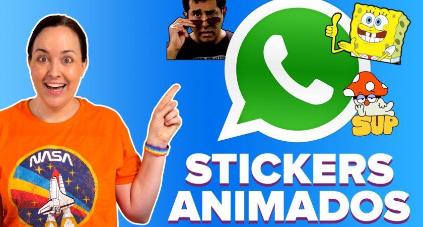Tutorial: crea stickers animados para WhatsApp!