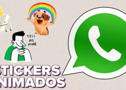 ¡Los stickers animados llegan a WhatsApp!