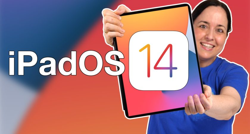 Mis 5 novedades favoritas de iPadOS 14