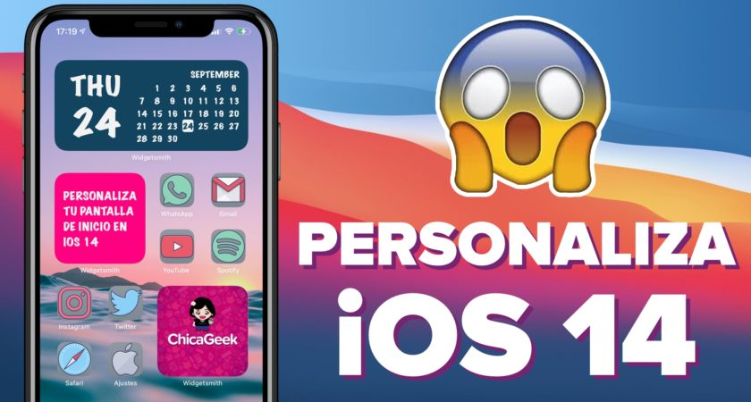 Cómo personalizar iOS 14 al máximo