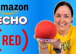 Amazon Echo 4 [RED]: una edición especial solidaria
