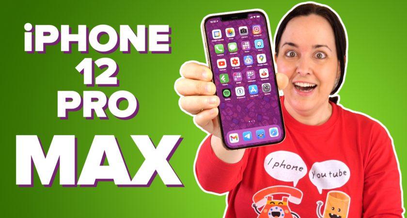 Mi experiencia con el iPhone 12 Pro Max