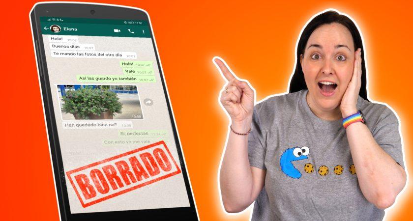 Nueva función en WhatsApp: ¡mensajes que se autodestruyen!