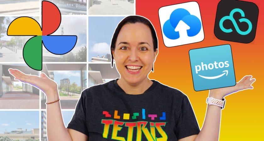 Las mejores alternativas a Google Fotos
