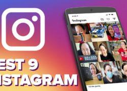 ¿Cuáles son tus fotos de Instagram con más likes? (Best Nine Instagram 2020)