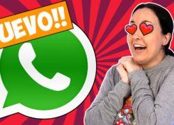 Novedades muy interesantes en WhatsApp para acabar 2020