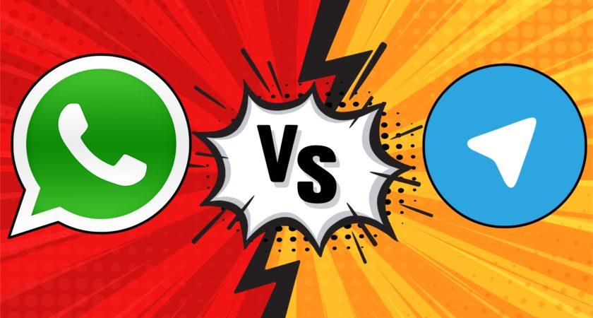 Telegram vs. WhatsApp: ¿Cuál es mejor?