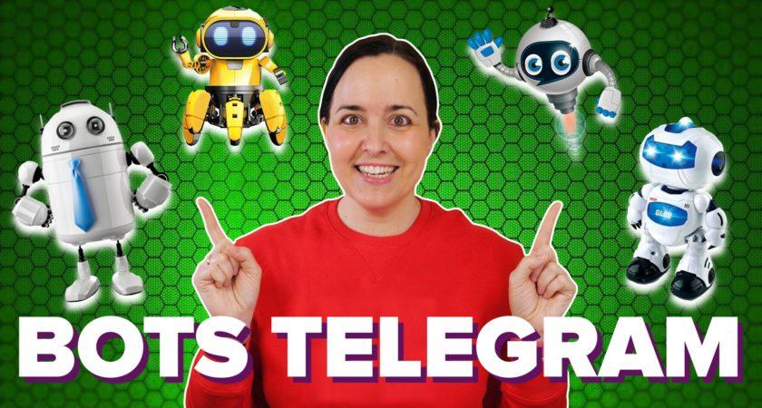 Bots de Telegram: qué son y mi top favoritos