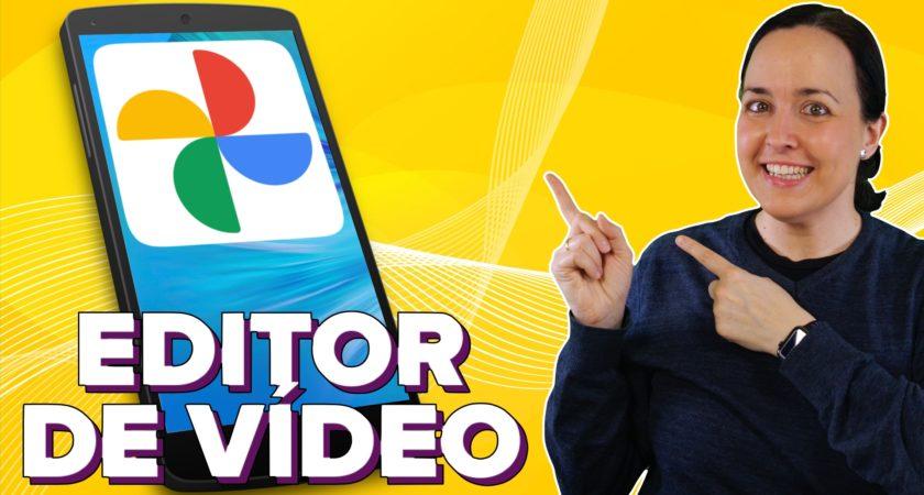Así es el nuevo editor de vídeos de Google Fotos