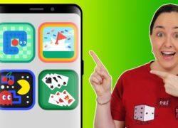 Descubre los juegos ocultos en tu Android