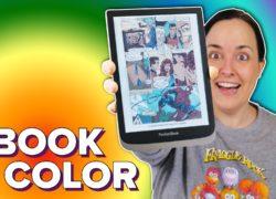 PocketBook InkPad Color: mi primer lector de ebooks en color