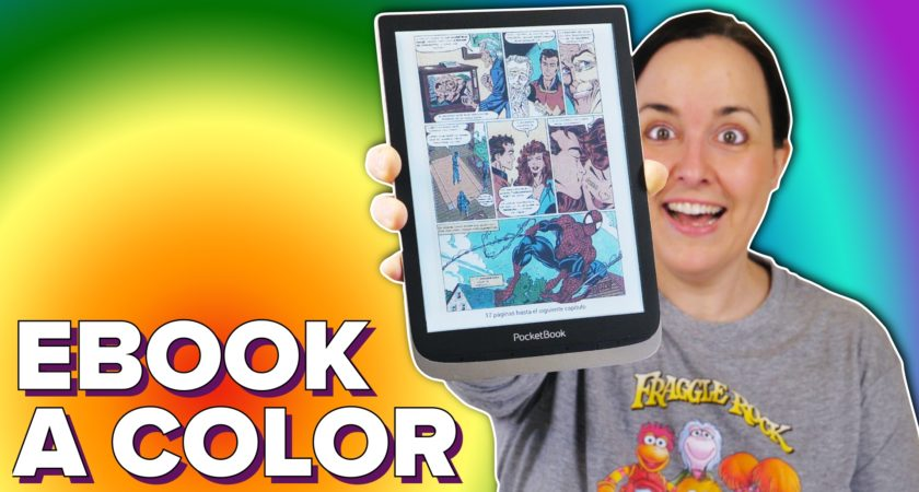 PocketBook InkPad Color: mi primer lector de ebooks en color
